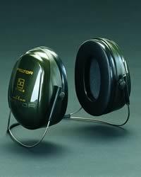 イヤーマフ H520B (NRR25dB) PELTOR 【防音・騒音対策】
