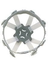 【タニザワ】 ABS素材ヘルメット ST#160-AZ (ライナー入)【安全用・工事用・高所作業用・防災】