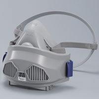 【3M/スリーエム】 取替え式防塵マスク 7780J/7753C-RL2(防臭機能付) 【粉塵・作業用・医療用】
