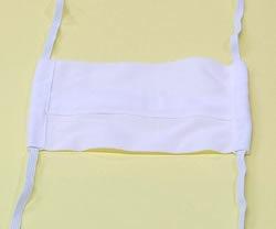 【いすず産業】 防塵マスク ケンコーマスク301型取替え用マスクカバー (10枚入)【粉塵・作業用・医療用】