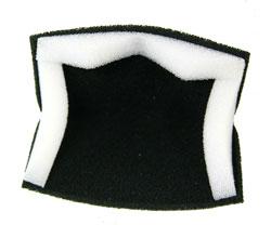 【いすず産業】ケンコーマスク201型用フィルター (5枚入)【粉塵・作業用・医療用】