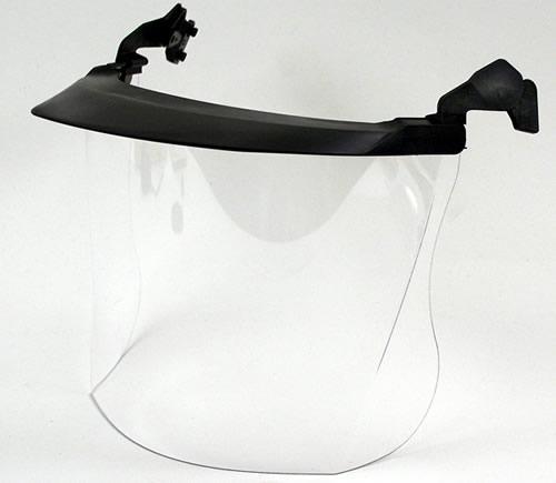 イヤーマフ V4D アセテート透明バイザー  PELTOR 【防音・騒音対策】