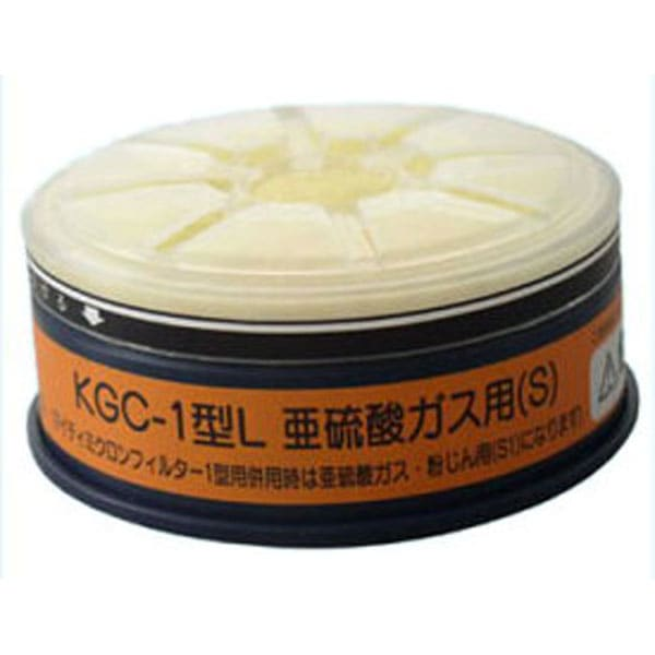 商品アイコン KGC-1型L亜硫酸ガスフィルター付き