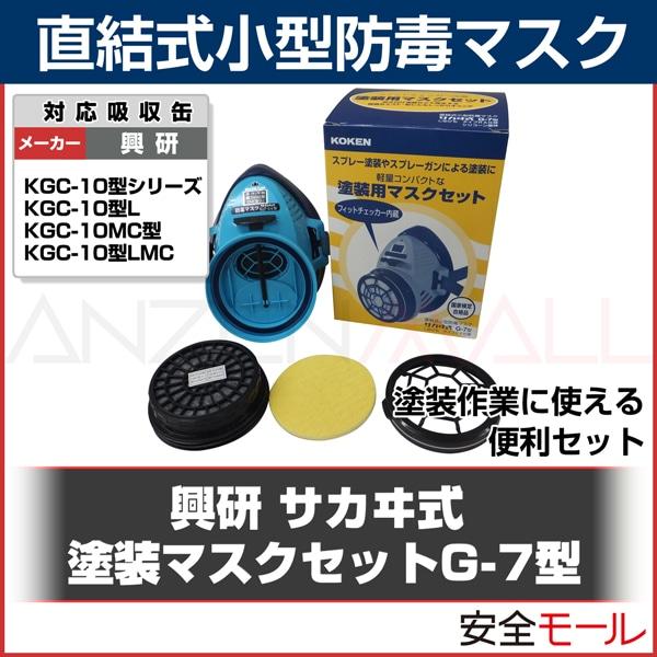 商品画像K塗装マスクセット