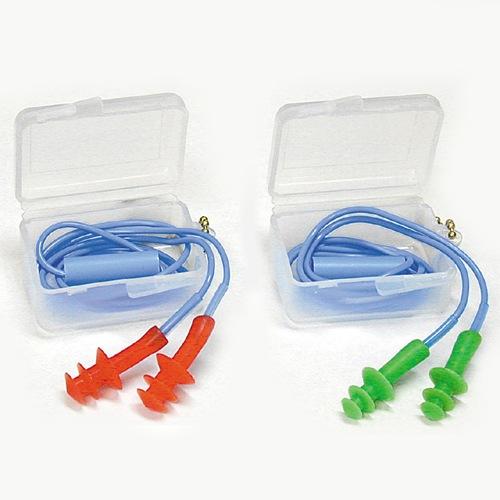 耳栓 コンフィットコード付 (1組) (NRR:26dB) 【防音・騒音対策】