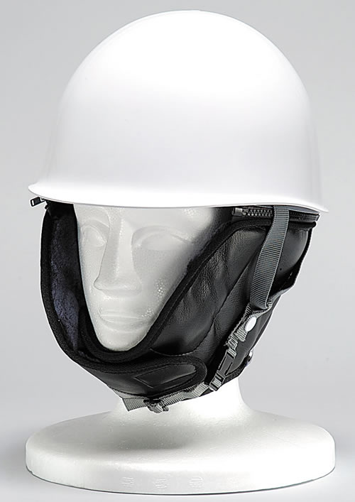 ヘルメット用 防寒用 耳カバーDX-2 【防寒着・作業服・防寒対策】【ヘルメット用アクセサリー・関連商品・装備品】