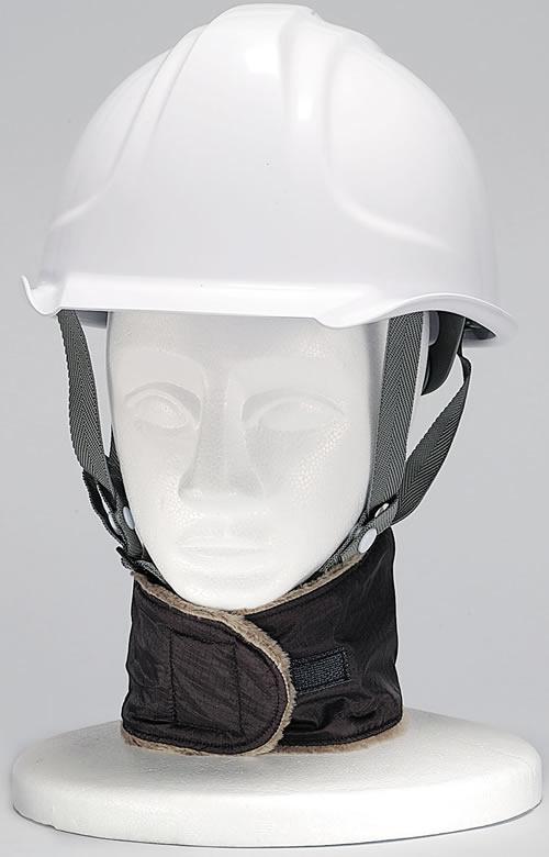ヘルメット用 ホカホカネック (12枚入) 【防寒着・作業服・防寒対策】【ヘルメット用アクセサリー・関連商品・装備品】