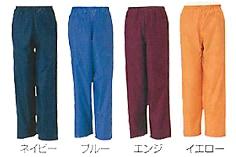 1商品画像【富士ビニール工業】オーバーズボン 4L (ネイビー)カラー表