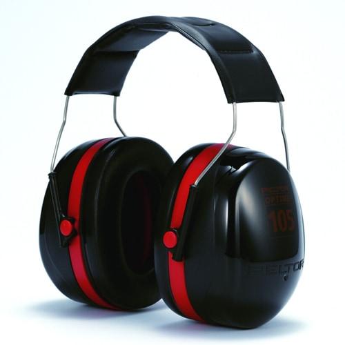 イヤーマフ H10A (NRR30dB) PELTOR 【防音・騒音対策】