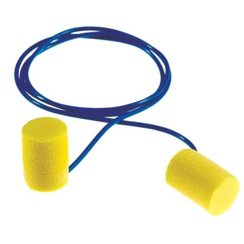 【3M】 耳栓 イアーフィットS2コード付 (1組) (NRR:29dB) 【防音・騒音対策】