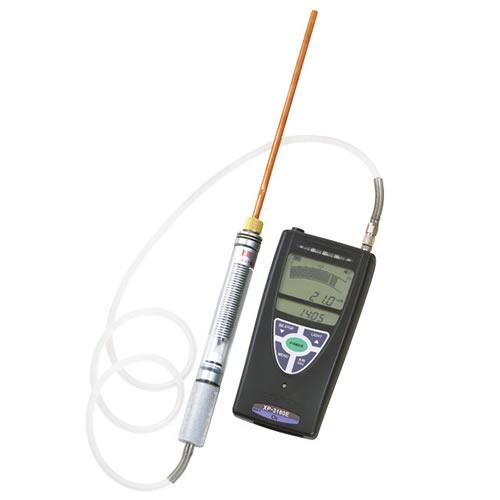 【新コスモス電機】燃焼管理用酸素濃度計 XP-3180E【ボイラ、焼却炉等 燃焼排ガス検知器】