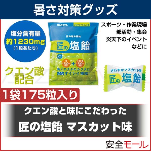 商品アイコン匠の塩飴マスカット