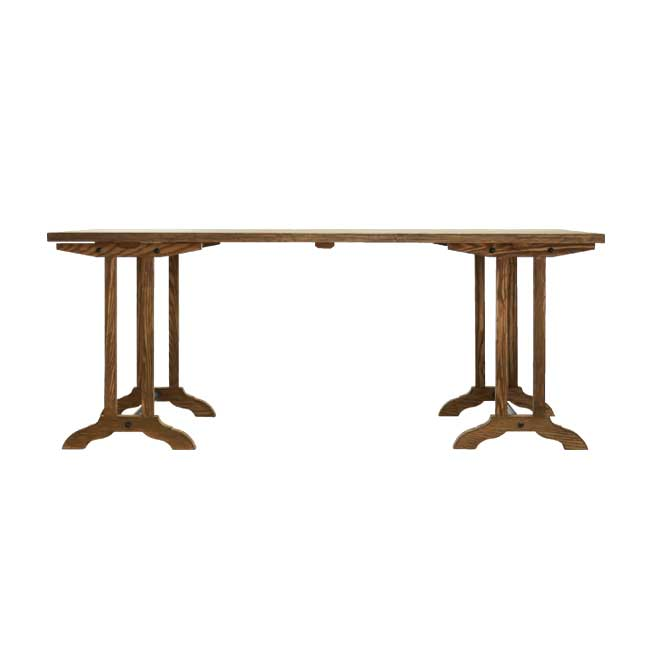 Noble trestle table