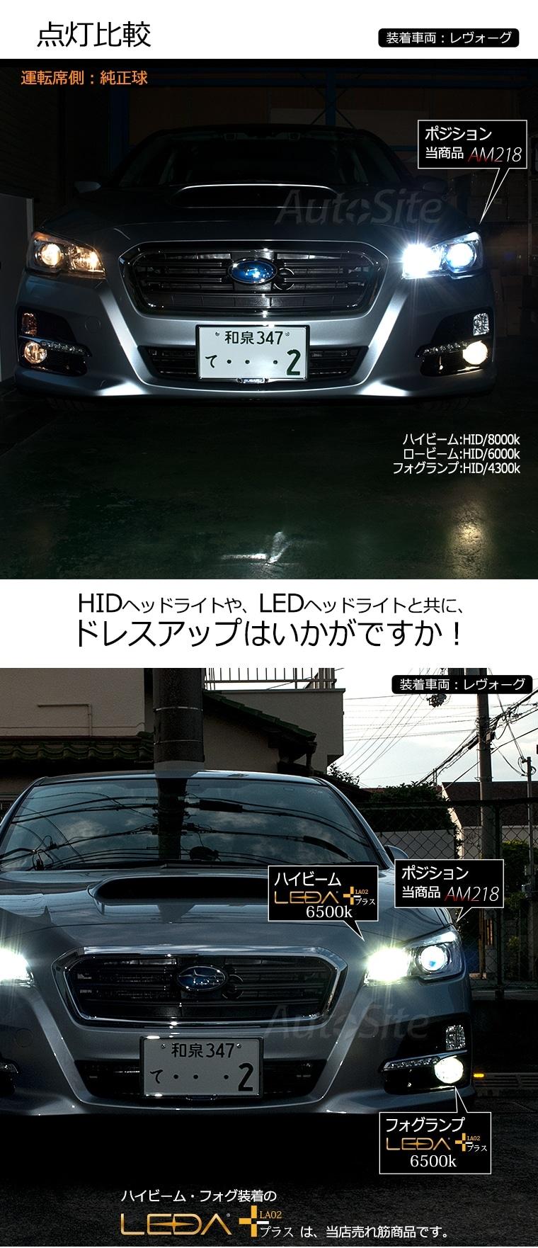 LED T10 ポジション ナンバー灯 ルームランプ