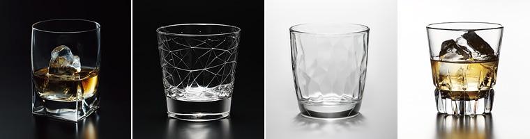 ロックグラス、オールドファッションドグラス