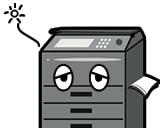 勝手にコピー機の電源が落ちる!を改善しましょう!