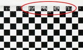 定着ユニットの不要によるコピー機の印字症状