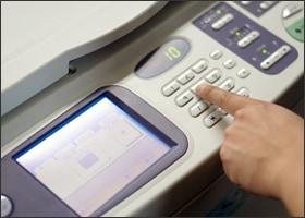 エーワンの徹底した印刷機の整備 操作パネルのチェック