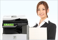 OA機器および関連商品の販売