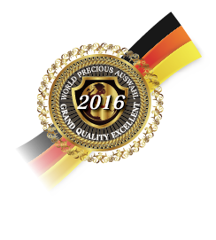 SINCE 1961 MONDE SELECTION 2015 GRAND GOLD