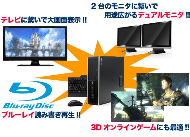 オンラインゲーム対応パソコン