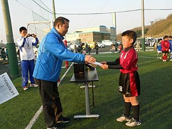 フットサルカップ10