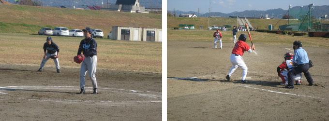 ソフトボール大会1