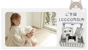 ご予算10000円以内のアイテム