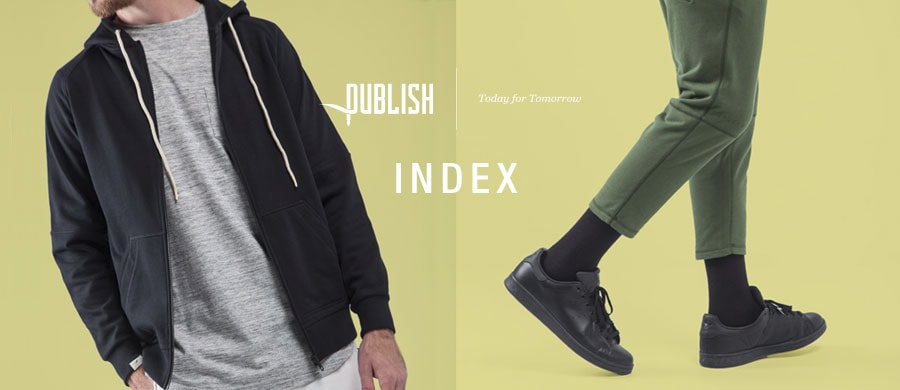 PUBLISH BRAND | INDEX