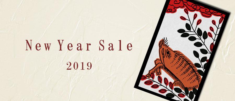 初売りセール 2019