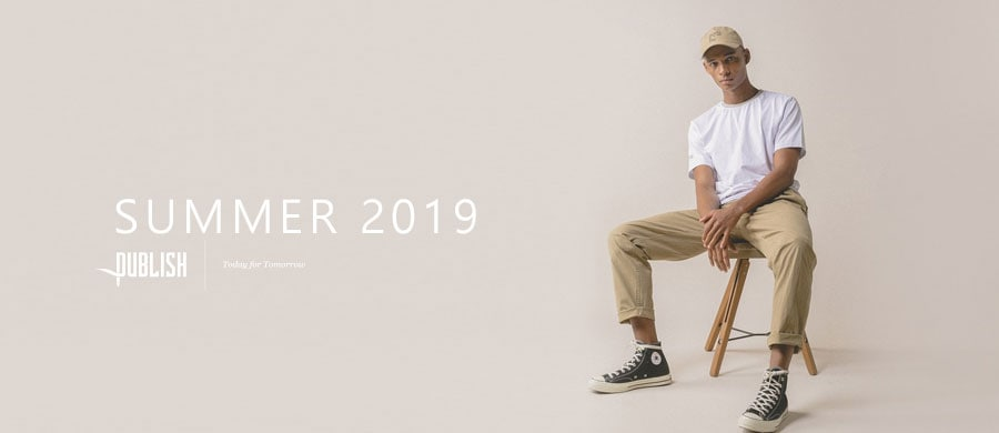 PUBLISH BRAND summer 2019