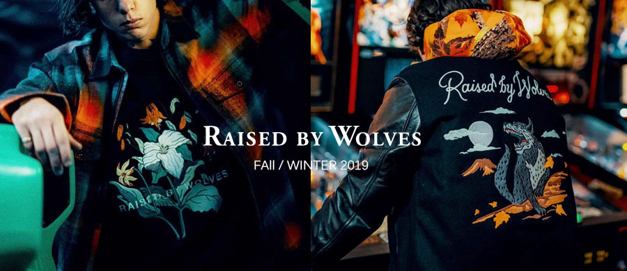 Raised By Wolves spring 2019