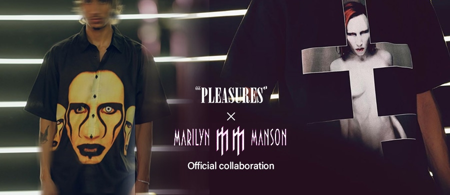 PLEASURES Marilyn Manson