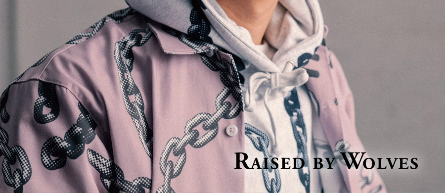 Raised by Wolves  spring summer 2021