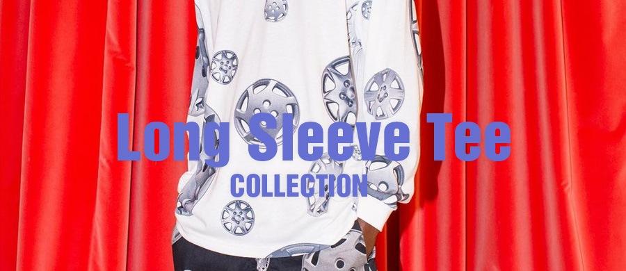 長袖Tシャツ コレクション