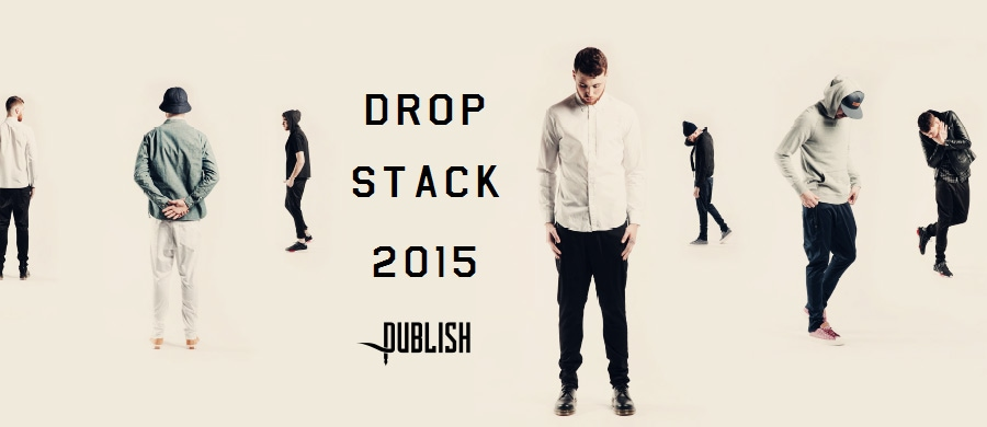 PUBLISH BRAND | DROPSTACK Collection