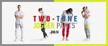 PUBLISH BRAND | TWOTONE jogger