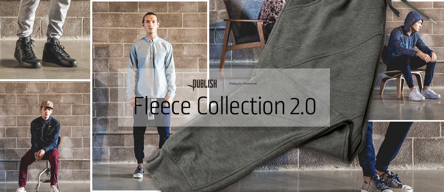 PUBLISH BRAND | Fleece Collection