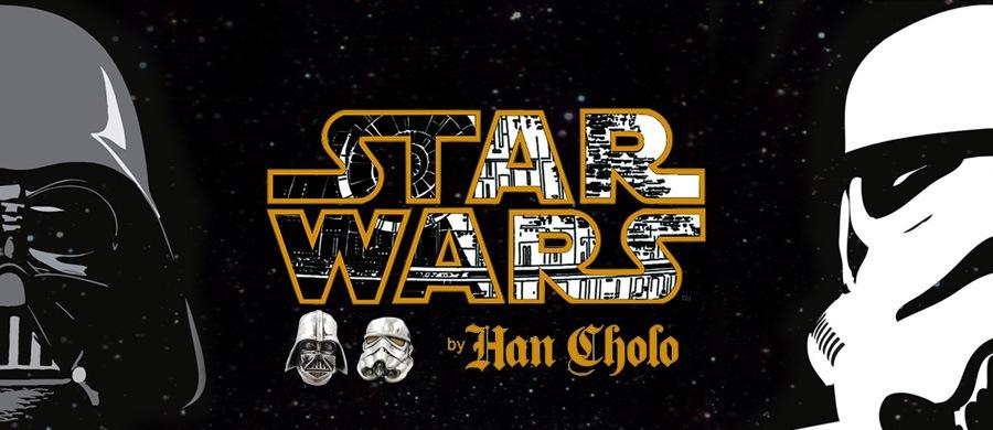 HANCHOLO x STAR WARS