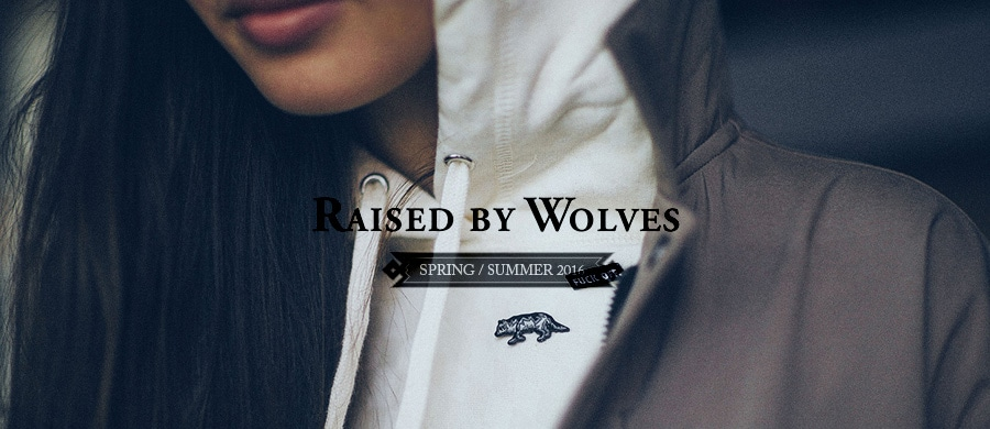 Raised by Wolves��Spring Summer 2016��