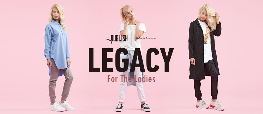 PUBLISH BRAND『Womens Legcy』