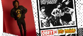obey×BAD BRAINS