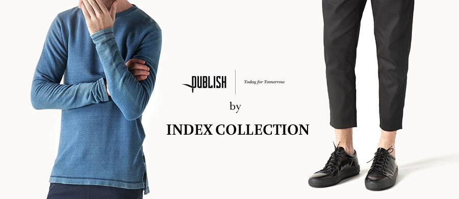 PUBLISH『INDEX collection』