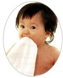 赤ちゃん エコテックス