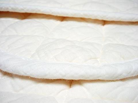 パシーマの敷き専用 パットシーツ サニセーフ クッション性 シーツ ベットパット 吸水性 通気性 放湿性バツグン ふわふわ 洗濯機丸洗いOK