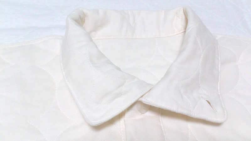 パシーマ商品の特徴 パシーマパジャマ冬用 アトピーパジャマ アトピーやアレルギー、敏感肌、乾燥肌の方にリピートされ、喜ばれているパジャマ 縫い代表側にして、刺激のないデザイン仕様