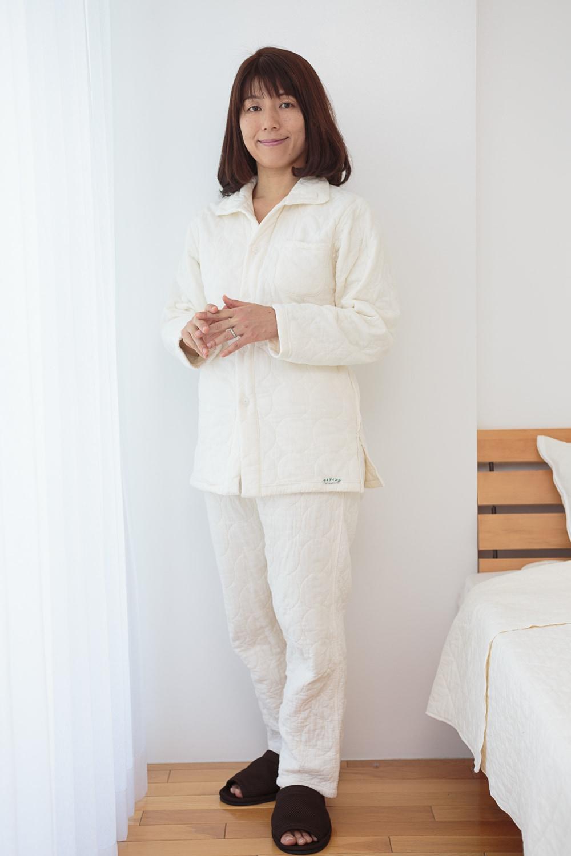 パシーマパジャマ冬用 アトピーやアレルギー、敏感肌の方に支持されてるアトピーパジャマ