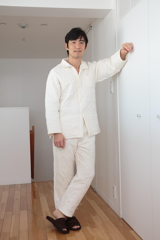 パシーマパジャマ冬用 アトピーやアレルギー、敏感肌の方にリピートされているアトピーパジャマ