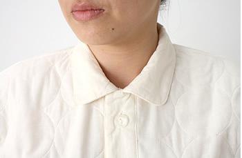 パシーマ アトピーパジャマ商品の特徴 アトピーの方の声から開発されたパジャマ 幅広い年齢層に着ていただいています。