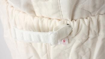 パシーマ アトピーパジャマ 商品の特徴 アトピーの方の声から開発されたパジャマ 肌に刺激の無いウエストゴム よく伸び弾力がある。窮屈感なし